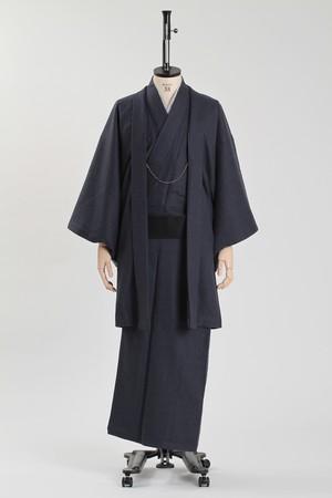 きもの&羽織 / T-KIMONO / Blue(With tailoring)