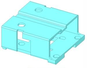 【3Dデータ】ロボムーバーのバッテリーケースのSTLファイル