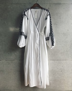 Emboidery Gown ◆送料無料◆