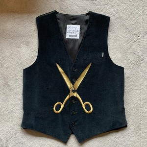 DIEGO / VINTAGE SELECT CLOTHES // MOSCHINO cheap&chic // VEST