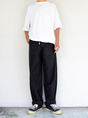 orslow US ARMY FATIGUE PANTS ファティーグパンツ Bk Stone Washed