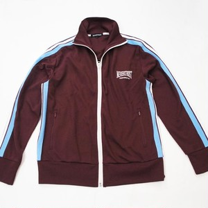 ROCKERS TRACK JACKET  BURGANDY