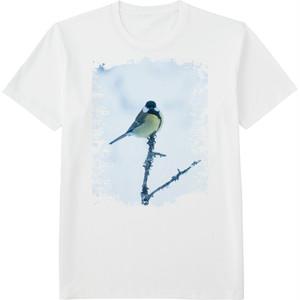 92.Finland100 Tシャツ / ブルーティット