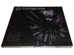 [USED] Statiqbloom - Blue Moon Blood (2017) [CD]