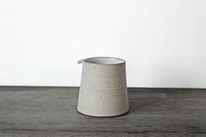 スコットランドの陶芸家【JONO SMART / ジョノスマート】Coffee Cup コーヒーカップ (TEXTURED GREY)