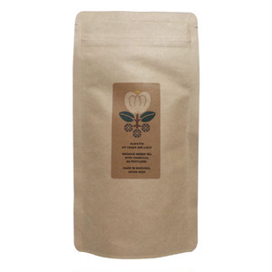 "Alwayth × Myloadsarelight ""Charcoal Flower Organic Green Tea"" [送料無料]"
