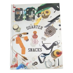 QUARTER SNACKS TEN YEARS BOOK