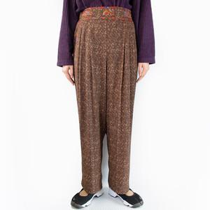 """Platinum"" Design Wide Pants"