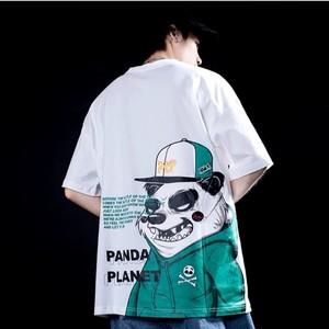 【トップス】半袖プリントストリート系カジュアルTシャツ29068973