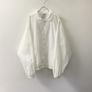 PUMA ナイロンジャケット ホワイト size L メンズ 古着