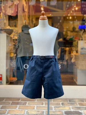 GRAMiCci  KIDS G-SHORTS(DOUBLE NAVY/100〜130cm)