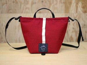 RAWLOW MOUNTAIN WORKS / TABITIBI TOTE(CANDY APPLE RED)