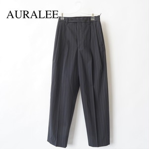 AURALEE/オーラリー ・FINX NYLON STRETCH SLACKS
