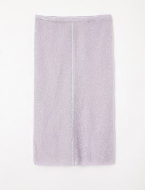 MOHAIR SILK SKIRT