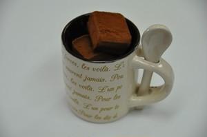 豆乳生チョコカップ(4個入)