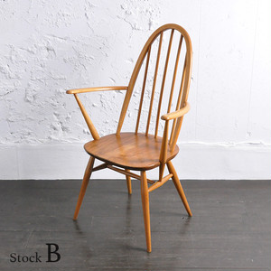 Ercol Quaker Arm Chair 【B】 / アーコール クエーカー アーム チェア / 1901-0002b