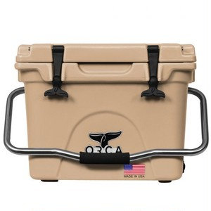 新品 送料無料 ORCA Coolers 20 Quart -Tan 09