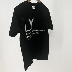 LY Tshirt ≪BLACK≫