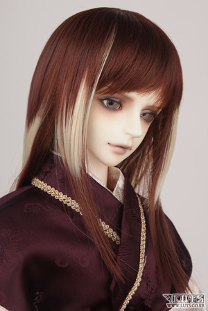 【Luts】【即納】dw-82(brown×gold)【9-10inch】