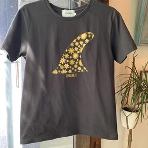 SPRAWLS*Fin Flower 半袖Tシャツ(Ladies)
