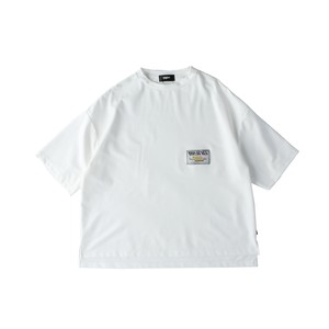 Wappen T-shirt / WHITE