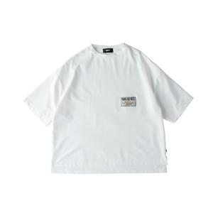 Wappen T-shirt / WHITE
