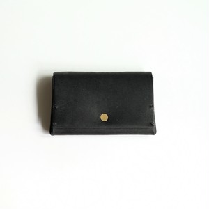 bellowsfold wallet - bk - プエブロ