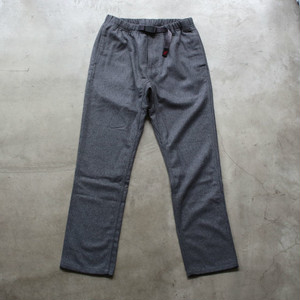 GRAMICCI WOOL BLEND NN-PANTS JUST CUT