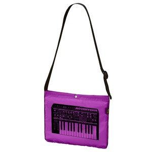 Zone×Ayumi Synth Color SACOCHE(Purple)