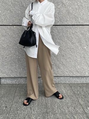 side belt slacks