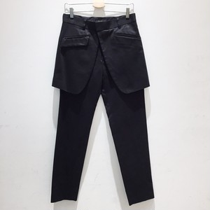 "DISCOVERED JACKET TROUSER ""BLK"""