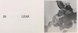 Haru Yamaguchi 作品「LEAK」カタログ20