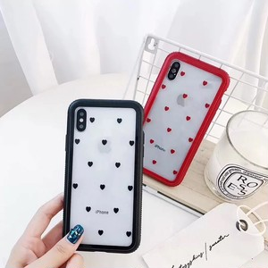 【お取り寄せ商品】partner heart iPhone case 6687