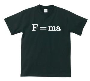 F=ma【ブラック】