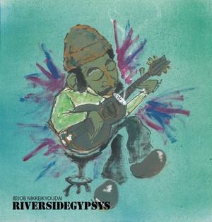 """即ジョブCD vol.2 """"RIVERSIDE GYPSYS"""" 日系兄弟 meets EAST BLUE"""