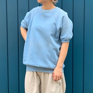 S/S sweat shirts Light Blue