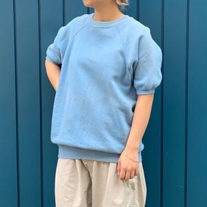 S/S sweat shirts Light Blue