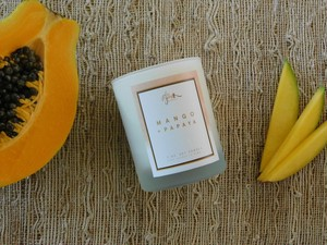 JULES+GEM HAWAII 7oz SOY CANDLE