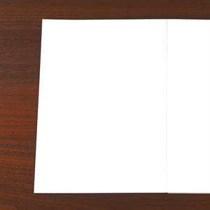 【水平開きノート】Kosae 雪