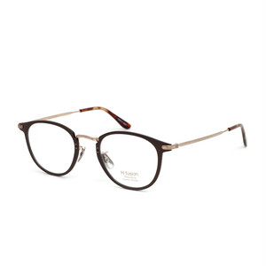 <H-fusion> HF-501 No.4C brown / champagne