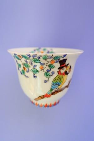 parrot circus / cup