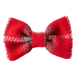 HT bowtie Red&Gray