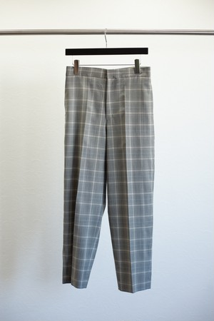 Rito/Super 140's Wool Tropical Straight Pants