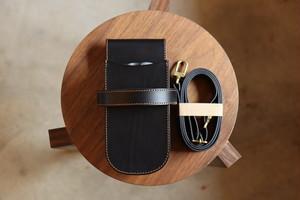 -03 s-3scissors holder/BLACK