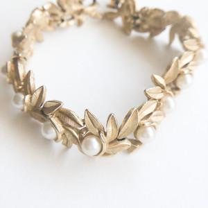 """AVON"" Evening Creation bracelet[h-117] ヴィンテージブレスレット"
