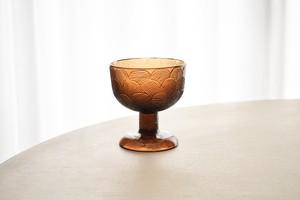 Nuutajarvi Miranda bowl brown(Heikki  Orvola)