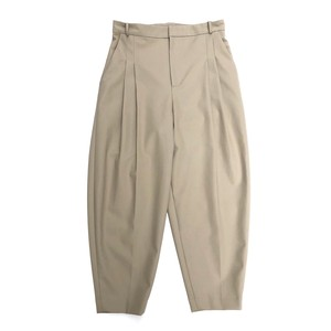 Cocoon Pants/BEIGE