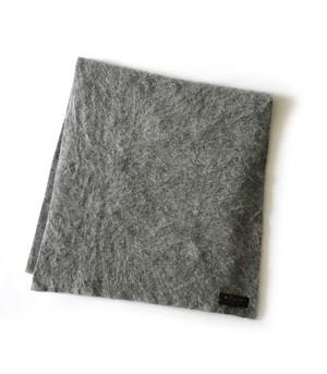 Toyoboshi | Fur Cashmere Muffler  [ Cashmere 100% ]