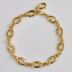 Fang Bracelet Gold