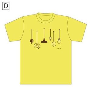 オリジナルTシャツ「NANDOKI」イエロー